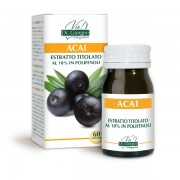 ACAI TITRIERTER EXTRAKT 60 Tabletten